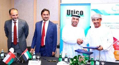 Utico secures US$ 400 million investment deal with Majis