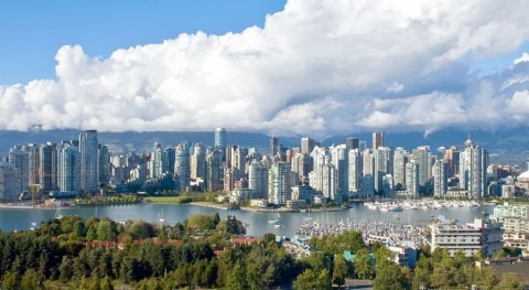 Government of Canada supporting natural infrastructure in Vancouver