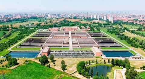 Veolia's AQUAVISTA™ Plant chosen to support wastewater operation at Milan Nosedo plant, Italy