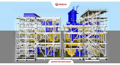 Veolia wins Seawater Treatment & Injection package contract