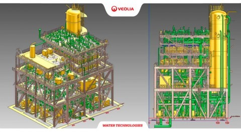 Veolia awarded contract by MODEC for Seawater treatment package for FPSO Almirante Barroso MV32