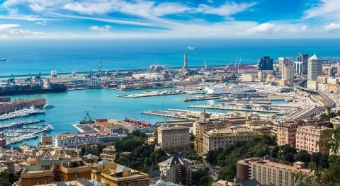 Veolia wins contract to engineer the sludge line of wastewater treatment plant in Genoa, Italy