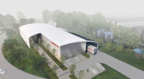 Veolia Water Technologies announces €20m investment in regeneration facility and new mobile assets