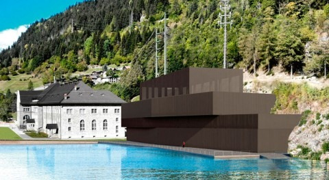 Voith to replace Ritom pumped storage plant, Switzerland