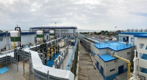 Filtralite® at the core of biofiltration in the Putatan II drinking water treatment plant