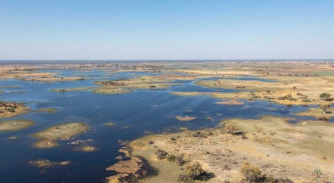 Botswana's Okavango Delta is created by delicate balance, but for how much longer?