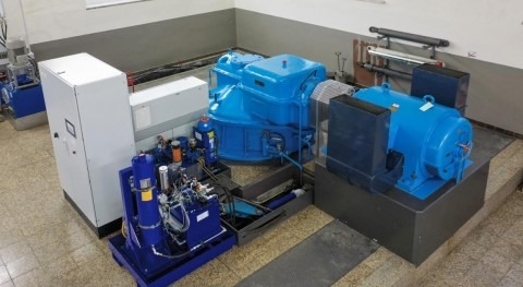 Voith Hydro introduces to the market the new hydraulic governor, HyCon Go Hybrid