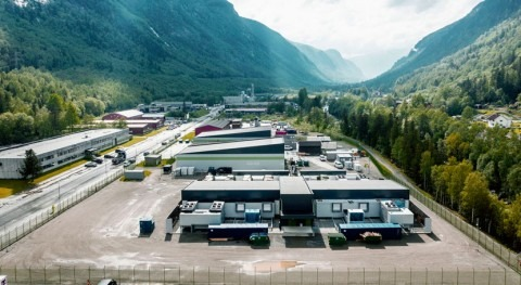 Volkswagen opens data centre in Norway 100% powered by hydropower