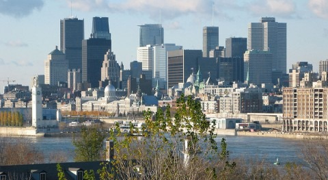 Canada and Quebec invest in the construction of water treatment plant in Drummondville