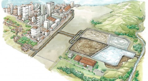 Stantec selected for Wards Island Wastewater Treatment Plant upgrades