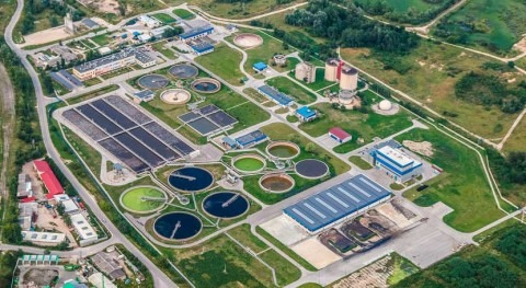 Everbright Water awarded two waste water treatment projects in China