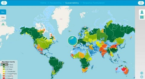 New water footprint assessment tool launched