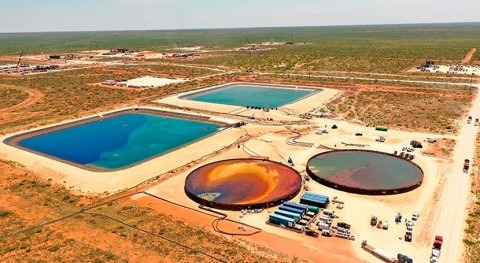 Nora completes one of the world's largest produced water recycling projects