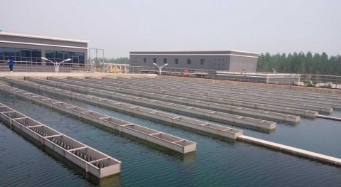 Middlesex Water Company begins $70 million upgrade at its largest water treatment plant