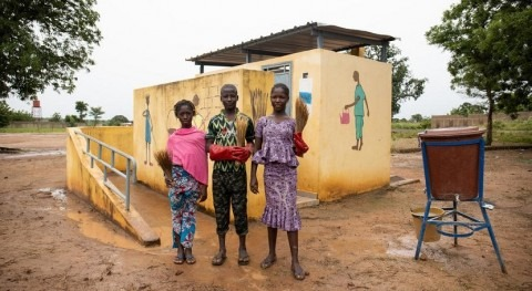 Who Gives Crap and WaterAid launch Impact Accelerator to help solve global sanitation issues