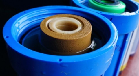 How to make better water filter? Turn it inside out