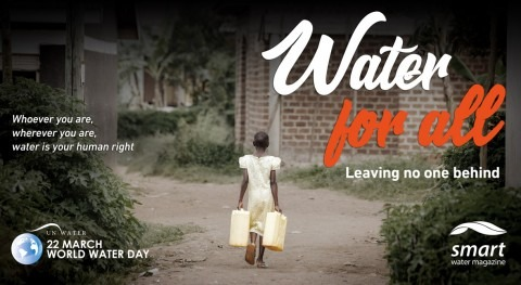 World Water Day 2019: Water for all