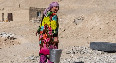 World Bank supports access to clean water and sanitation in remote regions of Tajikistan