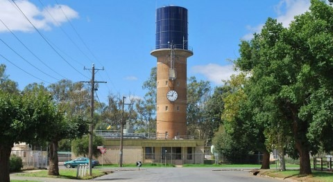 Digital meter technology to improve water efficiency in the Australian city of Rochester
