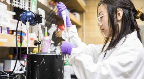 Testing how well water disinfectants damage antibiotic resistance genes