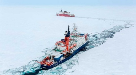 rapidly changing Arctic