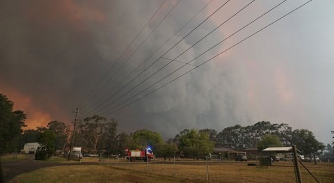 Weather bureau says Australia's hottest, driest year on record led to extreme bushfire season