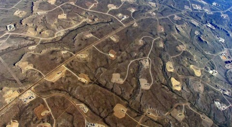 Where water goes after fracking is tied to earthquake risk
