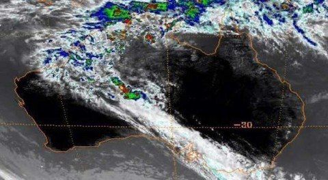 Why more clouds can mean less rain in Australia?