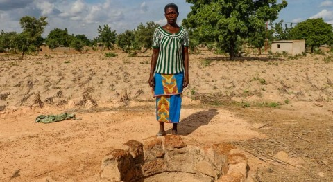 Groundwater – unique foundation for building resilience in Africa