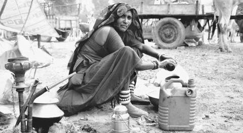 Indian women will receive training to ensure clean water supplies