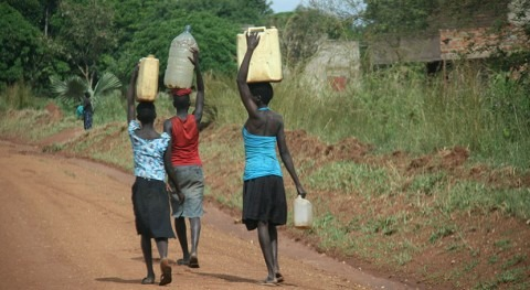 Link found between drought and HIV among women in less-developed countries
