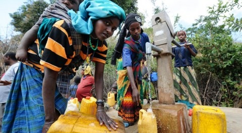Ethiopia's future is tied to water - vital yet threatened resource in changing climate