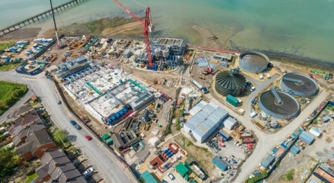 KMS installs the UK's largest membrane bioreactor system