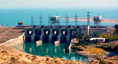 Work begins on modernisation of Qairokkum hydropower plant in Tajikistan
