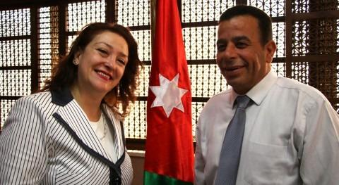 Working to bridge the finance cap in Jordan's water sector