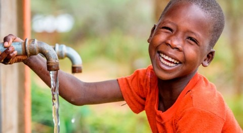 World Vision reaches 12.7 million people with clean water