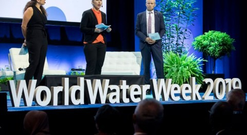 World Water Week opens with calls for action on water equality