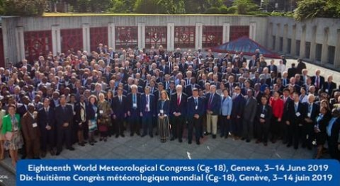 World Meteorological Congress approves sweeping reforms