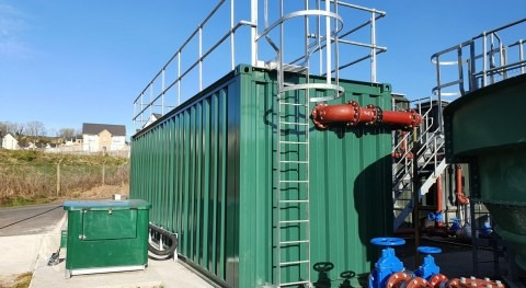 Ammonia removal technology selected for Scottish site