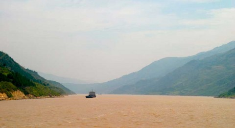 Research shows increased sediment flux in the Yangtze river headwater