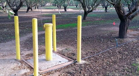 Solving the nitrogen puzzle: Measuring groundwater pollution from agriculture