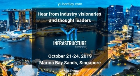 Gearing up for Bentley's 2019 Year in Infrastructure Conference