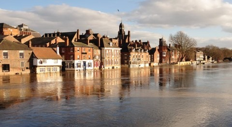 Floods will cost the UK billions, but AI can help make sewers the first defence