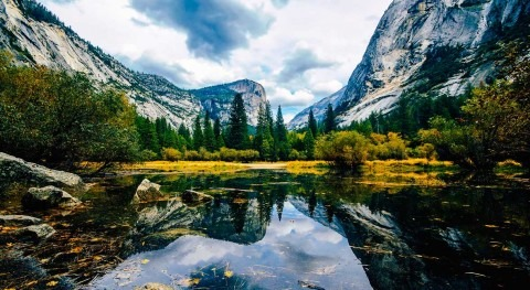Sewage monitoring estimates the number of Yosemite visitors infected with the coronavirus