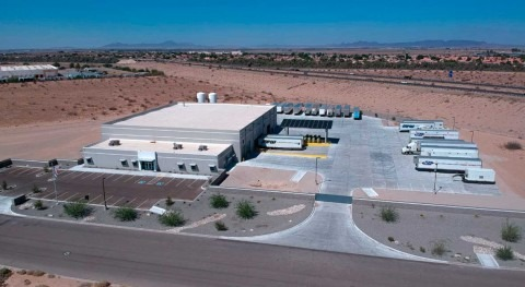 MPW and Porta Kleen officially open facility in Yuma