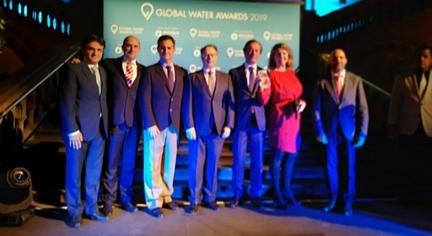 Acciona Agua wins Desalination Company of the Year award for third time