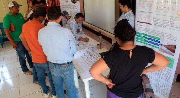 Agroclimatic information helps prepare for Niño in Central America