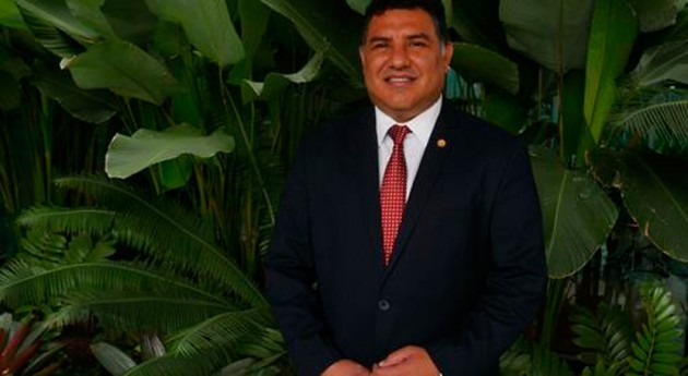 """Alfonso Alonzo: """"We expect that in 15 years all waste water will be treated"""""""