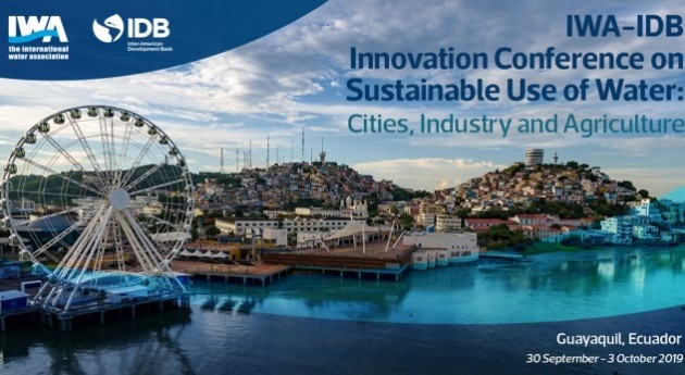 Isle to Showcase TAG at IWA-IDB Conference in Guayaquil, Ecuador