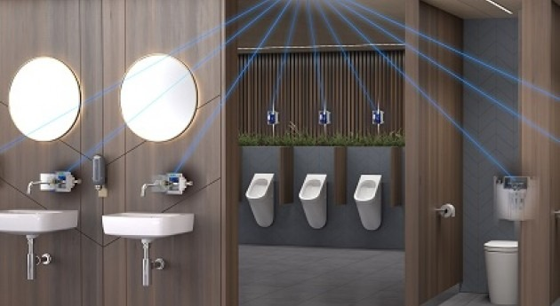 Inside the water-saving bathroom of the future